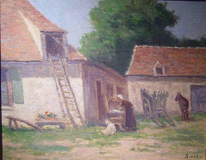 N A 36934 3306. часть 4 -- European art Европейская живопись