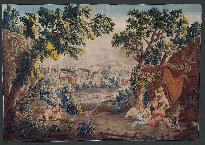 N A 36866 1244. часть 4 -- European art Европейская живопись