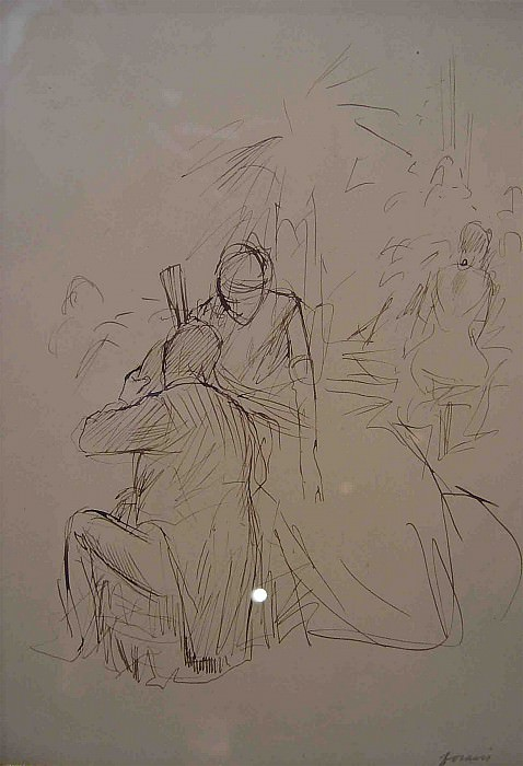 N A 36915 3306. часть 4 -- European art Европейская живопись