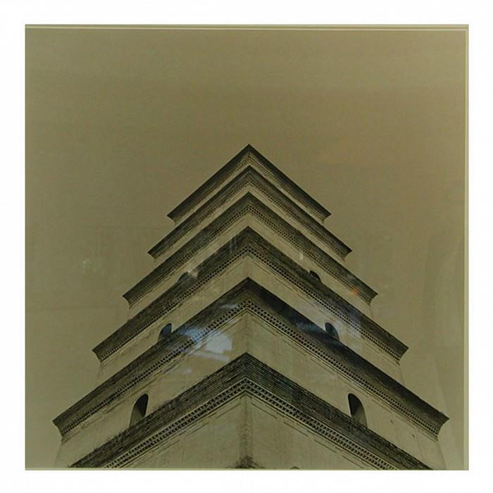 Lynn Davis Great Wild Goose Pagoda Xian China #1B 90224 184. часть 4 -- European art Европейская живопись