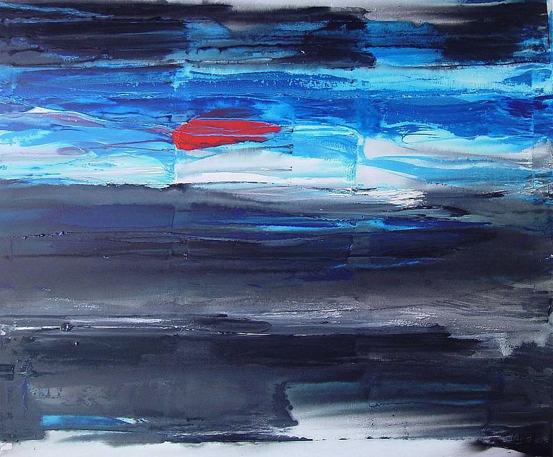 MOA THE RED FISH 2008 83839 3306. часть 4 -- European art Европейская живопись
