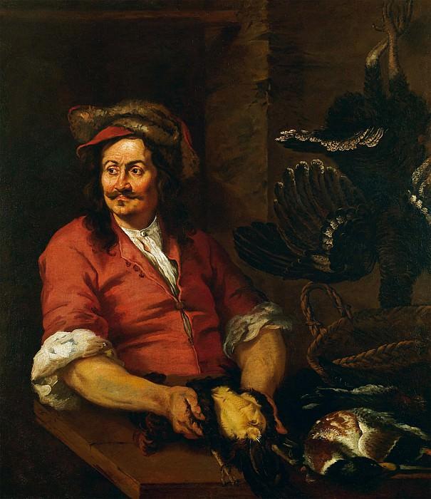 NiccolГІ Cassana Portrait of a Cook 17938 203. часть 4 -- European art Европейская живопись