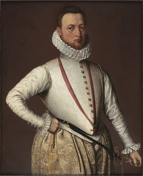Pieter Jansz Pourbus вЂ. часть 4 -- European art Европейская живопись