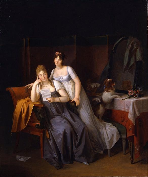 MARGUERITE GГ‰RARD вЂ. часть 4 -- European art Европейская живопись