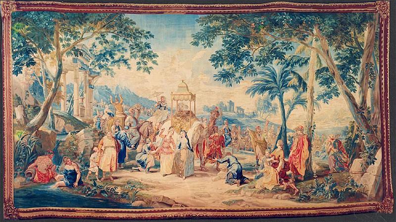 N A 36865 1244. часть 4 -- European art Европейская живопись