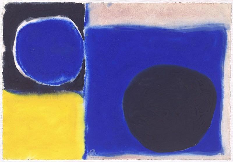 Patrick Heron Untitled 98739 20. часть 4 -- European art Европейская живопись