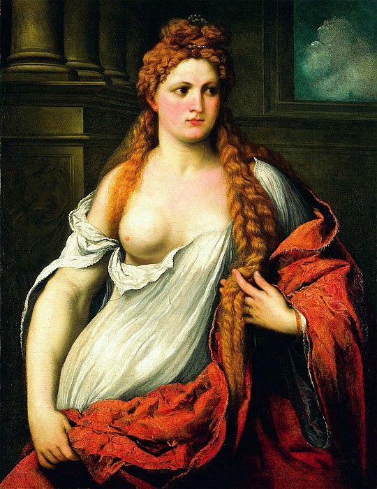 Paris Bordon Portrait of a Young Woman 5139 203. часть 4 -- European art Европейская живопись