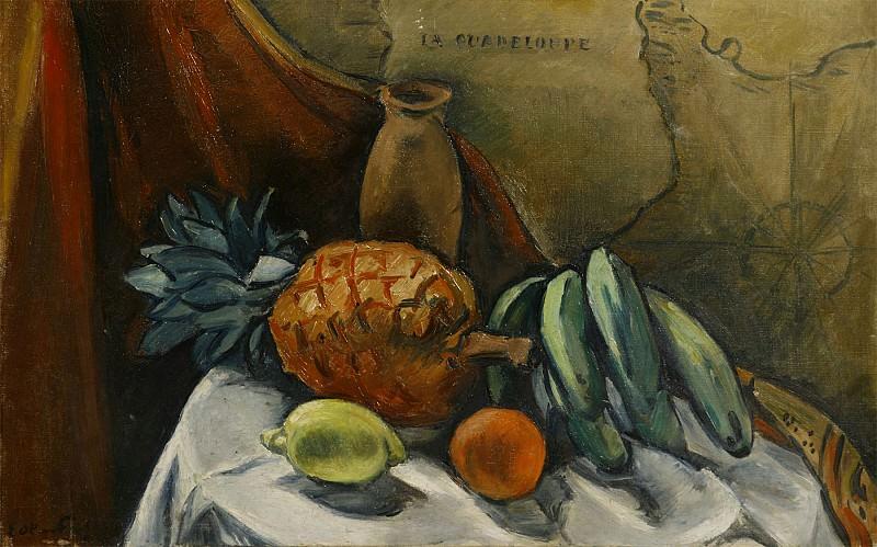 Othon FRIESZ La guadeloupe 122564 3449. часть 4 - европейского искусства Европейская живопись