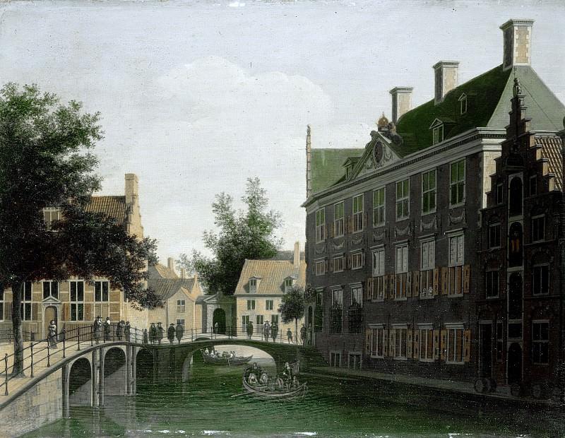 Беркхейде, Геррит Адрианс II -- Мужской приют для престарелых в Амстердаме, 1660-1680. Рейксмузеум: часть 2