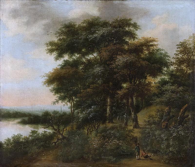 Waterloo, Anthonie -- Boomrijk landschap, 1640-1690. Rijksmuseum: part 2