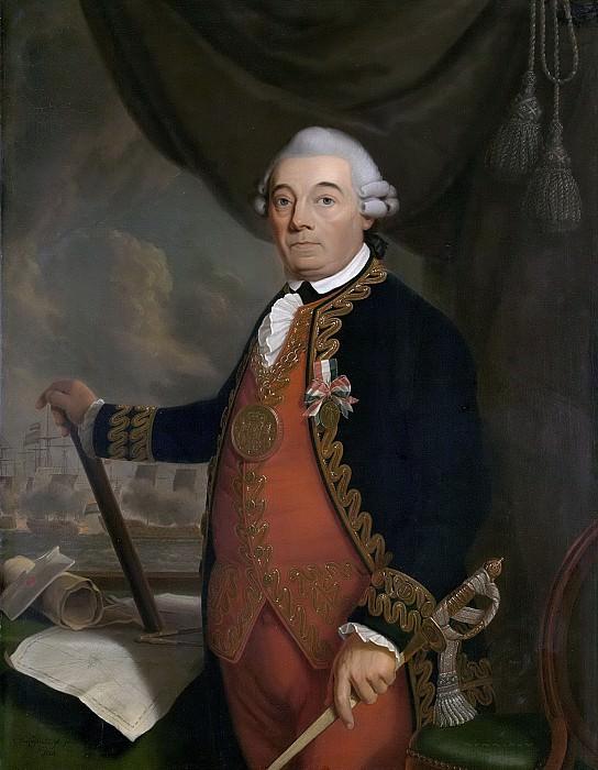 Cuylenburg, Cornelis van (II) -- Johan Arnold Zoutman (1724-93). Vice-admiraal, 1801. Rijksmuseum: part 2