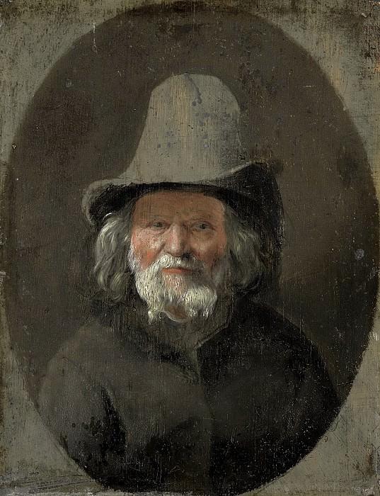 Unknown artist -- Een oude man, 1625-1649. Rijksmuseum: part 2