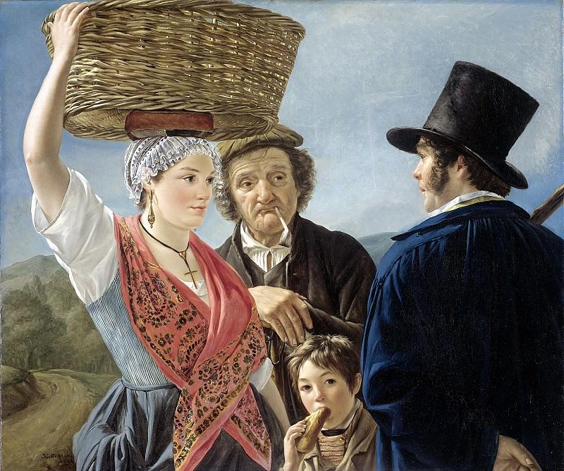 Coene, Jean Henri de -- Marktnieuws, 1827. Rijksmuseum: part 2