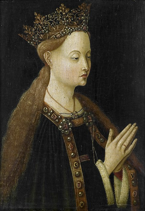 Unknown artist -- Maria, 1500. Rijksmuseum: part 2