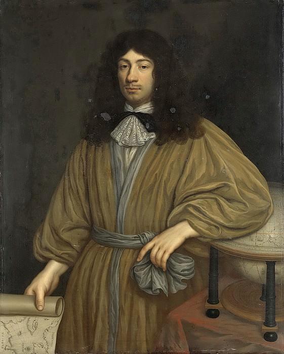Корнелис Янссен ван Сёлен (II) -- Ян Боуден Коуртен (1635-1716), повелитель в Синт-Лауренсе, Схеллахе и Попкенсбурге. Член совета в Мидделбурге и правительства VOC, 1668. Рейксмузеум: часть 2