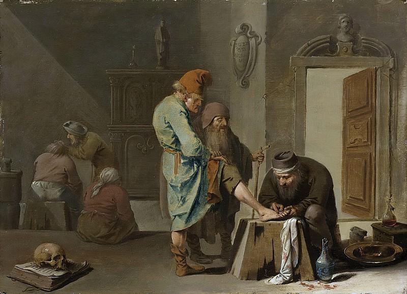 Quast, Pieter Jansz. -- De voetoperatie, 1630-1647. Rijksmuseum: part 2