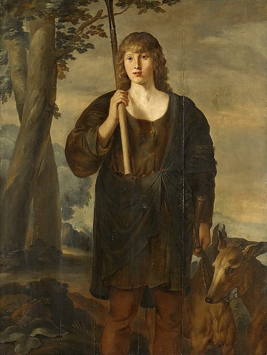 Unknown artist -- Adonis, 1600-1699. Rijksmuseum: part 2