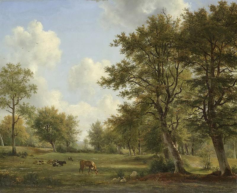 Os, George Jacobus Johannes van -- Landschap in de omgeving van Hilversum, 1820-1839. Rijksmuseum: part 2