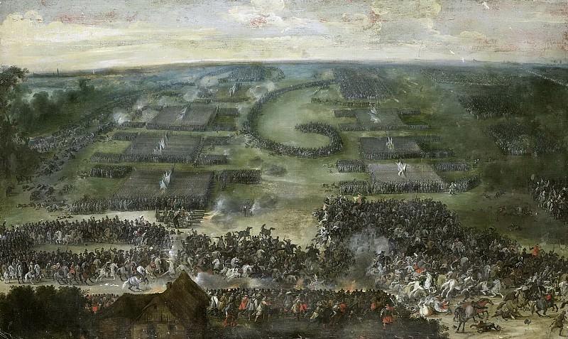 Snayers, Peter -- Een veldslag, 1615-1650. Rijksmuseum: part 2