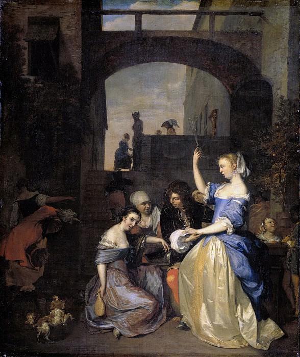 Graat, Barend -- De verloren zoon, 1661. Rijksmuseum: part 2