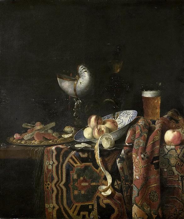 Hainz, Georg -- Stilleven, 1666-1700. Rijksmuseum: part 2