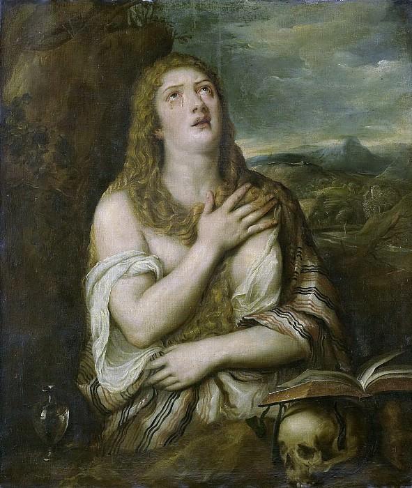 Titiaan -- De boetvaardige Maria Magdalena, 1550-1750. Rijksmuseum: part 2