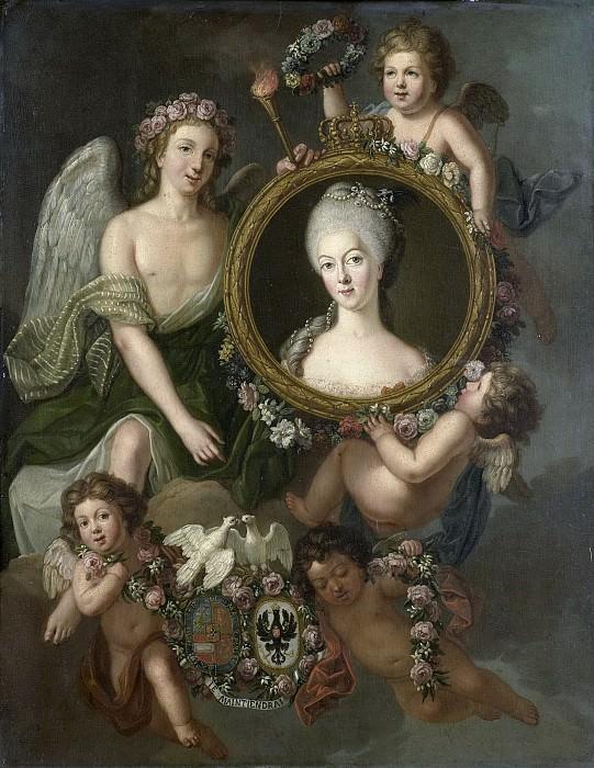 Reclam, Friedrich -- Frederika Sophia Wilhelmina (Wilhelmina; 1751-1820), 1767. Rijksmuseum: part 2