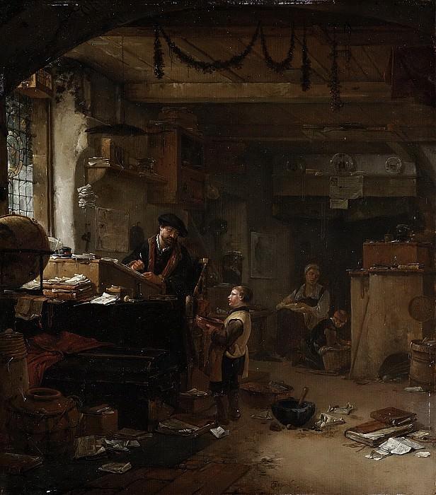 Wijck, Thomas -- De alchemist, 1640-1677. Rijksmuseum: part 2