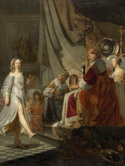 Horions, Hans -- Salome danst voor Herodes, 1634-1672. Rijksmuseum: part 2
