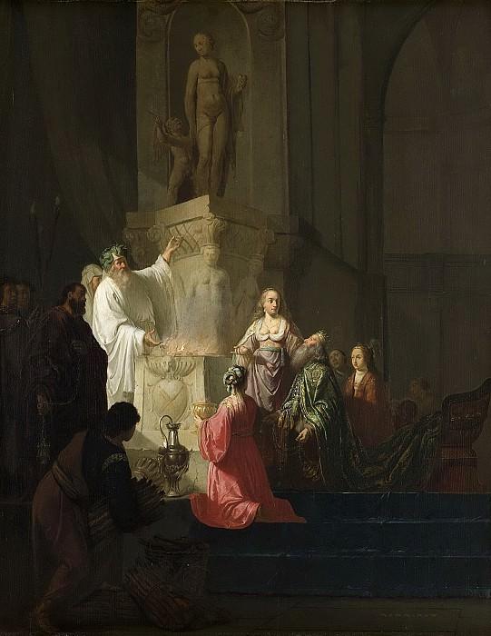 Poorter, Willem de -- De afgoderij van koning Salomo, 1630-1648. Rijksmuseum: part 2