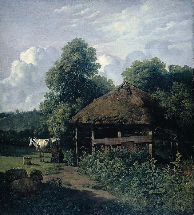 Troostwijk, Wouter Johannes van -- Een bouwhoeve in Gelderland, 1805-1810. Rijksmuseum: part 2