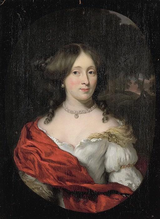 Maes, Nicolaes -- Belichje Hulft (1656-1714). Echtgenote van Gerard Röver, koopman en reder te Amsterdam, 1675-1693. Rijksmuseum: part 2