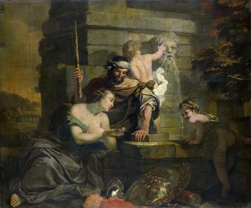 Lairesse, Gerard de -- Granida en Daiphilo, 1665-1668. Rijksmuseum: part 2