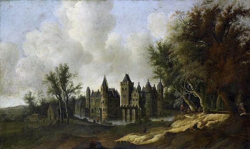 Berckhout, G.W. -- Kasteel Egmond., 1653. Rijksmuseum: part 2