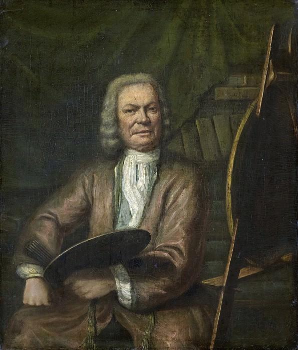 Wever, Cornelis -- Jan Maurits Quinkhard (1688-1772). Schilder, 1771. Rijksmuseum: part 2