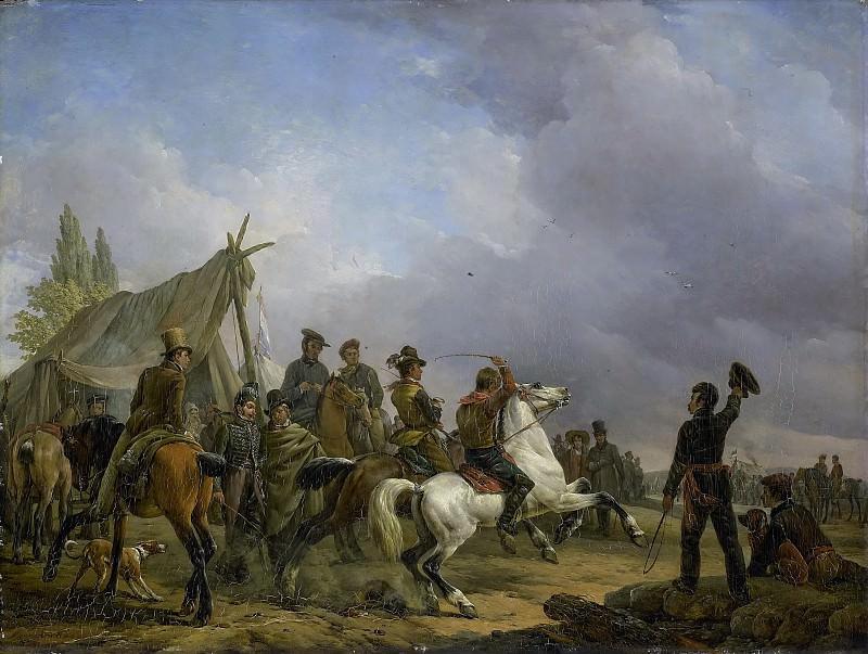Moerenhout, Joseph -- De harddraverij, 1829. Rijksmuseum: part 2