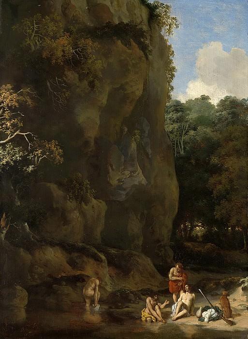 Eeckhout, Gerbrand van den -- Badende mannen, 1650-1674. Rijksmuseum: part 2