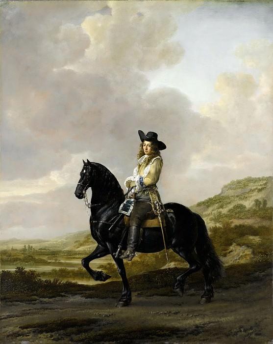 Томас де Кейзер и Питер Схоут (1640-69) -- Дрост ван Хагестейн, 1660. Рейксмузеум: часть 2