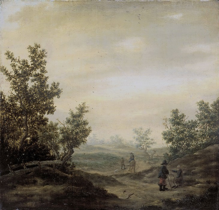 Beresteyn, Claes van -- Duinweg, 1629-1684. Rijksmuseum: part 2