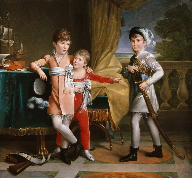 Marie Eleonore Godefroy (1778-1849) - The sons of Marshal Ney. Part 3