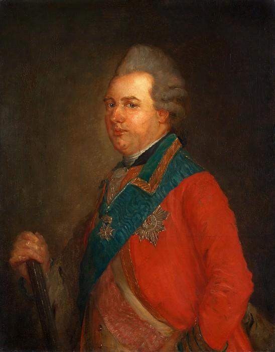 Перроно, Жан-Батист (ок1715-1783) - Карл, ландграф Гессен-Кассель. Часть 3