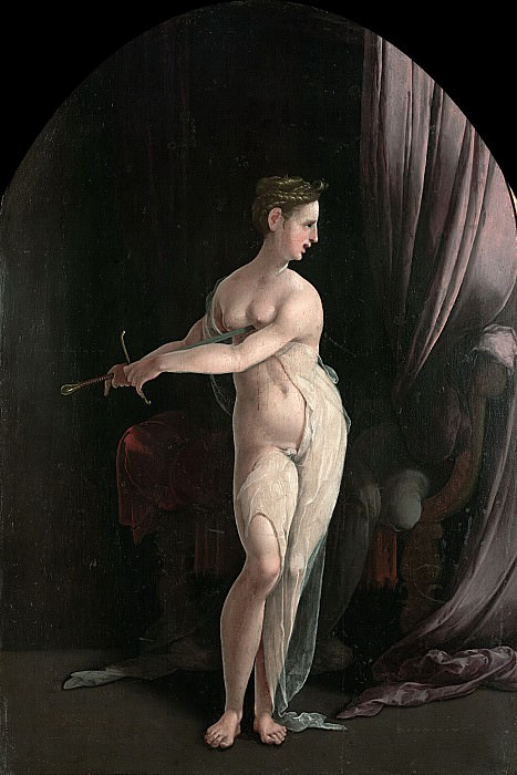 Jan van Scorel (1495-1562) - The Suicide of Lucretia. Part 3