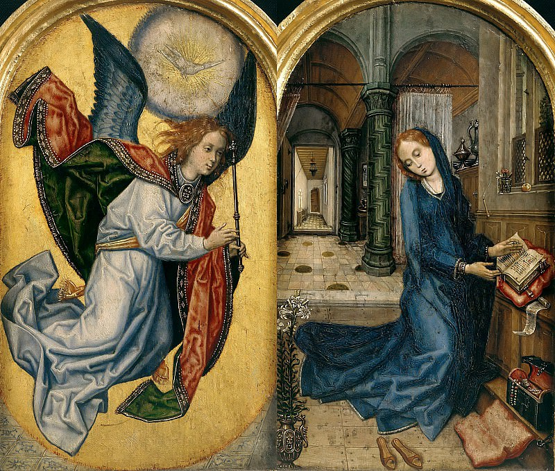 Master1499 - The Annunciation. Part 3
