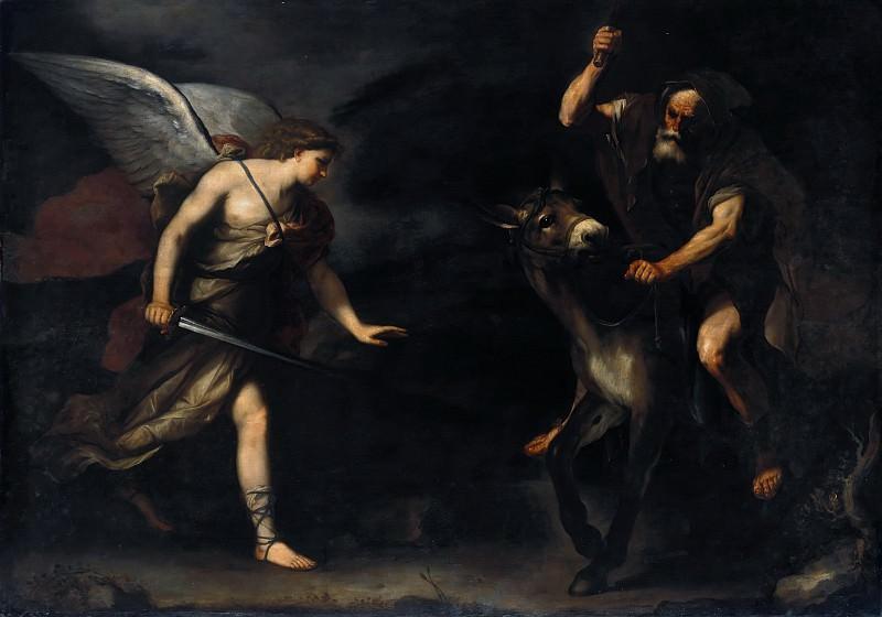 Джордано, Лука (1634-1705) - Путешествие пророка Валаама. Часть 3