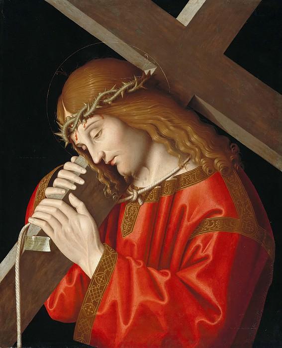 Marco Palmezzano (c.1459-c.1539) - Christ carrying the Cross. Part 3