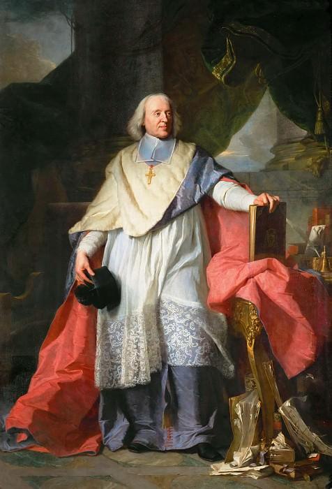 Hyacinthe Rigaud (1659-1743) -- Jacques-Benigne Bossuet (1627-1704). Part 2 Louvre