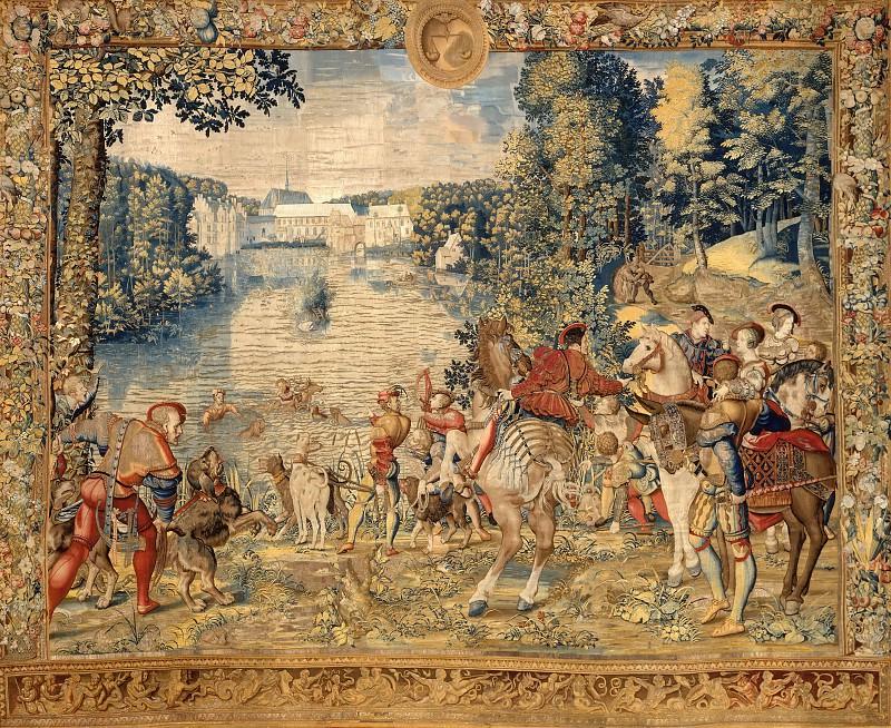 After Bernaert van Orley -- The Month of September. Part 2 Louvre