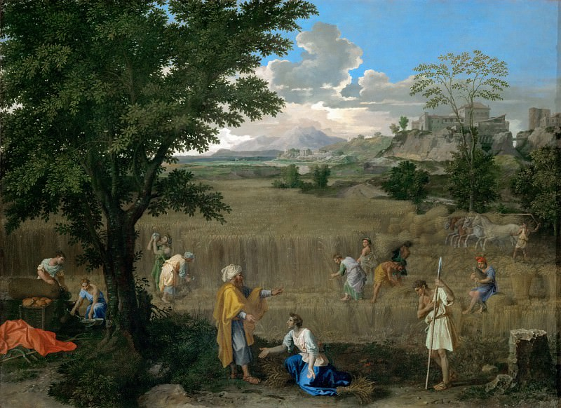 Summer. Nicolas Poussin