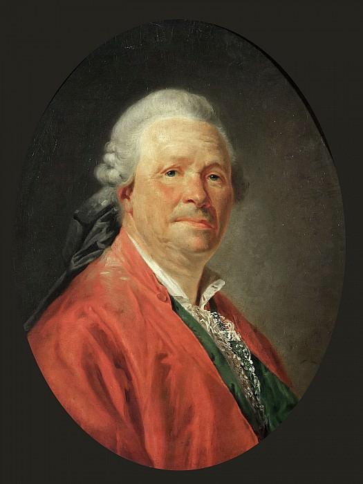 Обри, Этьен (1745-1781) -- Кристоф фон Глюк (1714-87). Part 6 Louvre