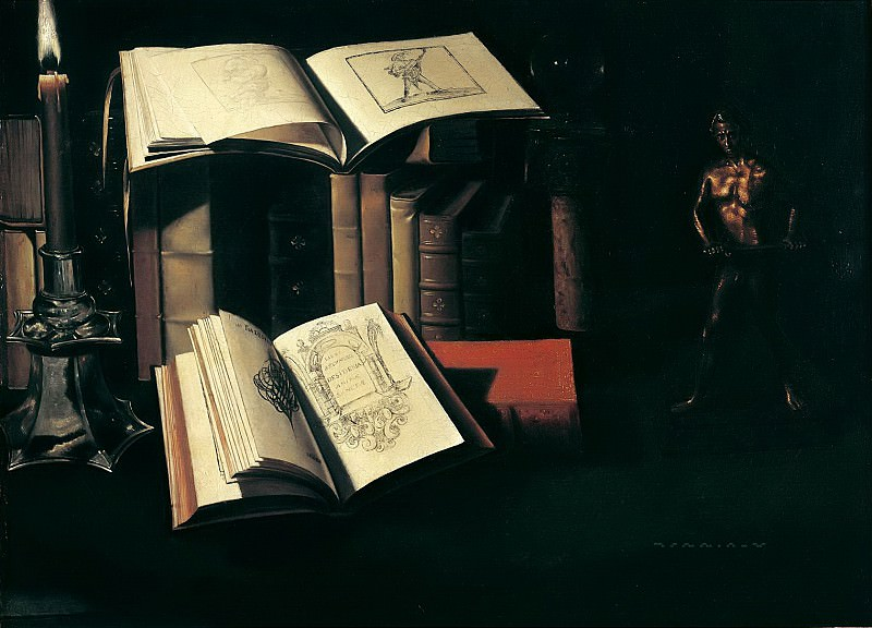 Штоскопф, Себастьян (1597 Страсбург - 1657 Идштайн) -- Натюрморт. Part 6 Louvre